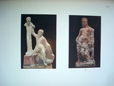 Monuments Egypte GRECO-ROMAINE par BRECCIAN 1926 2/3 GRECE ROME RARE ALEXANDRIE