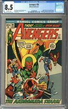 Avengers #96 CGC 8.5