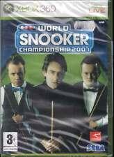 World Snooker Championship 2007 Videogioco Xbox 360 Sigillato 5060004767632