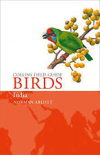 Birds of India (Collins Field Guide), Arlott, Norman, New Book