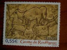 France 3905 ** Grotte de Rouffignac rupestre  en 2006