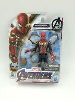 "Avengers Marvel Iron Spider 6"" Marvel Super Hero Action Figure Hasbro"