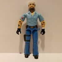 G.I. Joe ARAH 1985 SHIPWRECK Action Figure SUPER NICE+++!!!