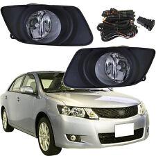 1 Pair Front H11 12V 55W Halogen Fog Lights Lamps For Toyota Allion Premio 2008