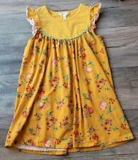Girls Matilda Jane Floral Dress Size 8 VGUC