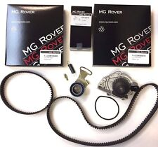MGTF/MGF VVC 143/160 CDTi/Timing Belt Kit Inc Bomba De Agua Original MG