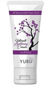Intimate Skin Lightening Cream - Natural Whitening for Sensitive Areas Including