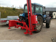 Multec PD4-3 Post Driver (Tractor 3PL Post Knocker Banger Thumper Rammer)
