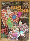 Patons Gift Time- No 190 - Craft Pattern Books Knitting Crochet