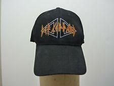 Vintage Original DEF LEPPARD X 2002 Concert Tour Hat