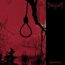 Primigenium - Intolerance CD 2007 black metal Spain Drakkar