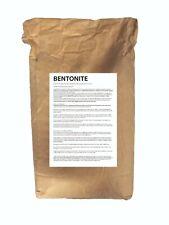 BENTONITE SUPERVENTILATA AGRICOLA ARGILLA, VITE ,ORTO 25 KG , biologico
