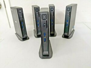 Lot of 5x ACER Chromebox CXI2 Computers (4 GB RAM, 16 GB SSD) - TESTED, READ