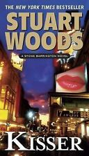Kisser: A Stone Barrington Novel by Stuart Woods, Good Book