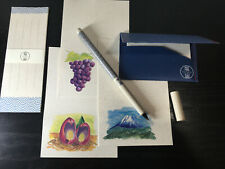 Handmade japanese stationery set (Enzan factory)