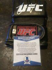 UFC MMA Legend Conor McGregor auto signed UFC glove BAS COA Beckett AUTHENTIC