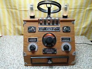 spirit of st louis wireless radio cassette vintage