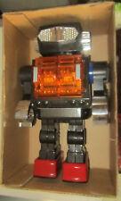 Horikawa SH Super Giant Robot Rotate-O-Matic Space Tin Toys and Plastic