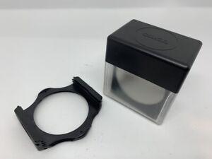 Cokin Filter Box w. 5 Filters
