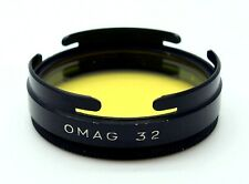 OMAG 32mm YELLOW FILTER