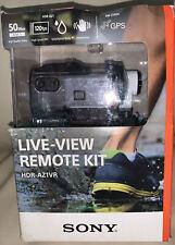 Sony Action Cam HDR-AZ1 und Zubehörpaket