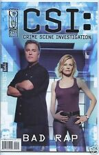 CSI Crime Scene Investigation Bad Rap 2003 series # 2 A near mint comic book