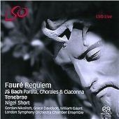 Fauré: Requiem; Bach: Partita, Chorales & Ciaconna (2012)