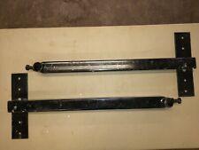 John Deere Tailwheel Gauge Wheel Arms For 6 Landscape Rake Nos