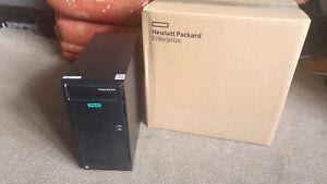 HP PROLIANT ML10 GEN9 PENTIUM G4400 3.3GHz 4GB DDR4 HPE TOWER SERVER