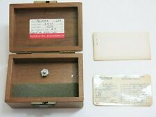 Columbia Piezoelectric Accelerometer Model Crl 8702 / 3.477 Pc/G 254 Pf 2.5 %
