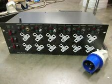 More details for pulsar rackpak - lighting dimmer pack 6 x 10 amp, 1 to 3 phase status dimming