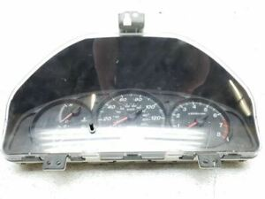 2000 Mazda Protege Speedometer Cluster With Tachometer OEM BJ0K55430C