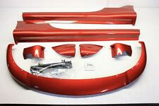 NEW OEM SPOILER BODY KIT MITSUBISHI ECLIPSE 09-12 AIR DAM RAVE RED P36 MZ314129