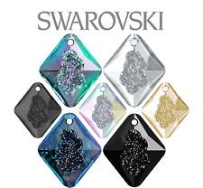 Swarovski® Crystals Iris van Herpen 6926 Growing Crystal Rhombus Pendant 36mm-5