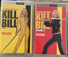 Kill Bill vol 1 & 2 PSP UMD video