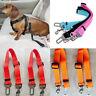 Newest Dog Pet Car Safety Leash Seat Belt Harness Restraint Lead Travel Clip