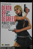 JAPAN Death by Degrees Tekken Nina Williams Perfect Guide