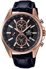 CASIO EDIFICE Chronograph EFB-302JGL-1AJF Men's Watch New in Box