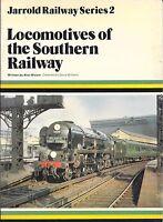 Jarrold Series No.2 LOCOMOTIVES OF THE SOUTHERN RAILWAY Alan Bloom P'back 1980
