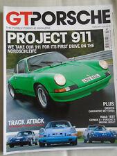 GT Porsche Feb 2008 Cayman S, Cargraphic 997 Turbo, 1960's 911 racers