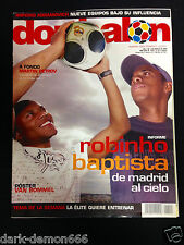 DON BALON 1555 REAL MADRID-ENTRENADORES-ATLETICO MADRID-BARCELONA-TORNEOS VERANO