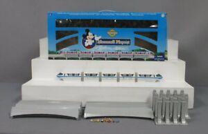 Disney 00127-39709 Monorail Play Set Blue/Box