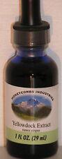 YELLOW DOCK Alcohol-Free Liquid Herbal Extract