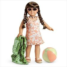 American Girl MOLLY SWIMSUIT 1944 NIB  doll not included