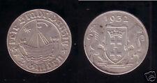 2 Gulden Danzig 1932, selten