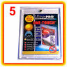 5 Ultra Pro ONE TOUCH MAGNETIC 55pt UV Card Holder Display Case 81909-UV 55