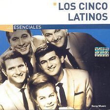 Los Esenciales by Los Cinco Latinos (CD, Jul-2004, Sony)