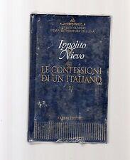 ippolito nievo - le confessioni di un italiano vol. III- edizione fabbri