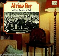 ALVINO REY & HIS ORCHESTRA - The Radio Years: 1946 (UK 16 Tk 1978 LP)