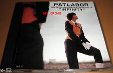 PATLABOR infinity CD soundtrack OST anime series Vol. 4 CLOSE TO YOU